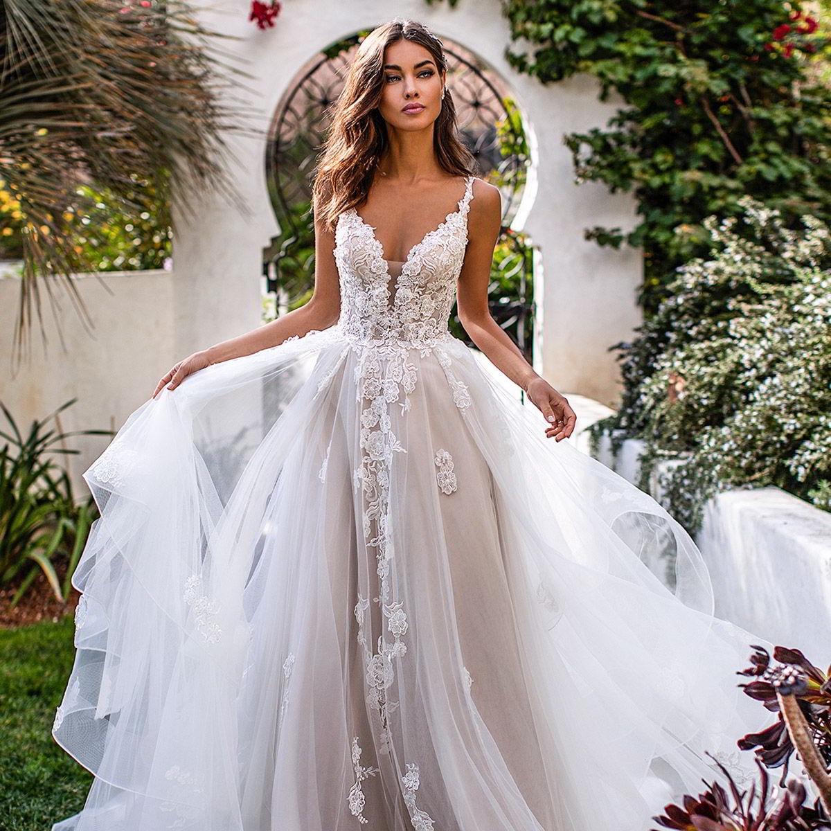 Moonlight Couture Fall 2019 Wedding Dresses