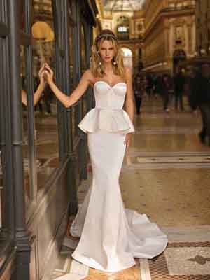 Style 20-21 Inspired By Berta Bridal Couture SS2020 Wedding Dresses