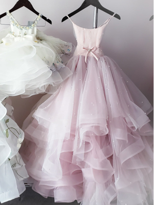 Young Love Inspired By AnnaTriant Couture Luxury Childern Couture Dress