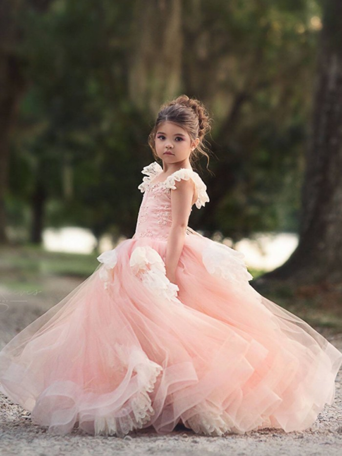 Emma Inspired By AnnaTriant Couture Luxury Childern Couture Dress