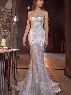 BRENNA Inspired By Galia Lahav Bridal Couture Collection Make A Scene