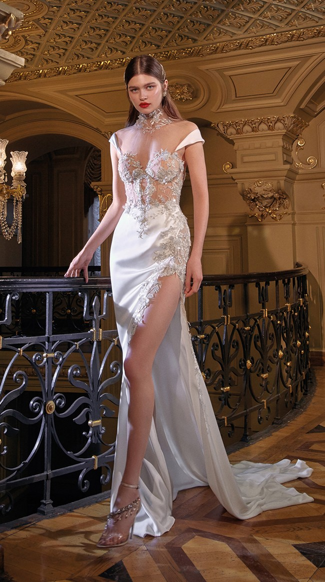 MIRANDA Inspired By Galia Lahav Bridal Couture Collection Make A Scene