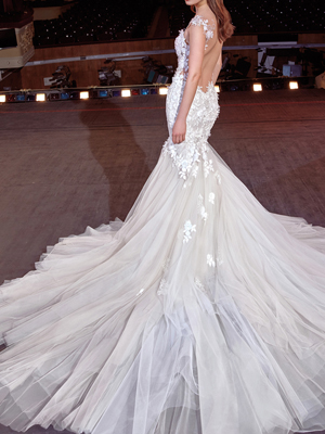 SALLY Inspired By Galia Lahav Bridal Couture Collection Make A Scene