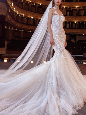 MICHELLE Inspired By Galia Lahav Bridal Couture Collection Make A Scene