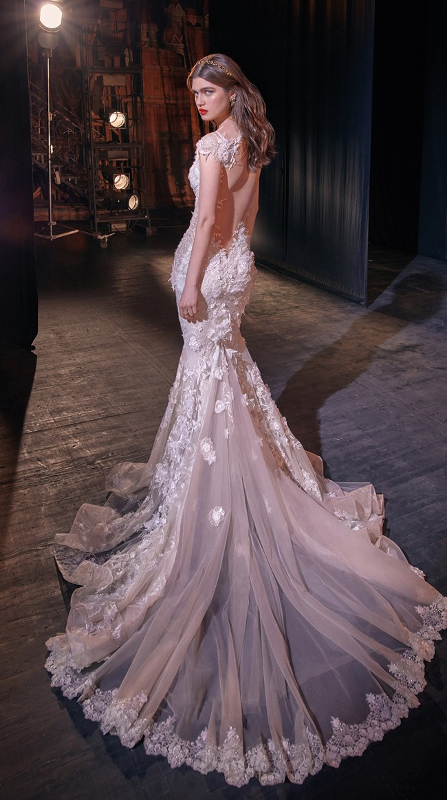 MARTHA Inspired By Galia Lahav Bridal Couture Collection Make A Scene