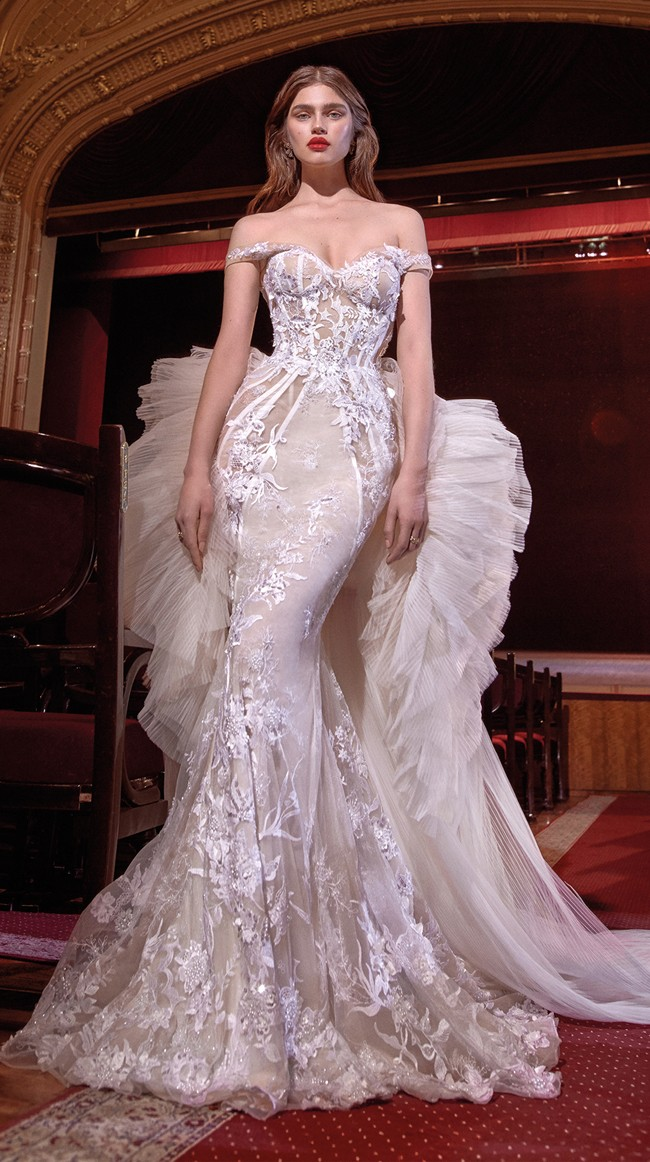 SERENA Inspired By Galia Lahav Bridal Couture Collection Make A Scene