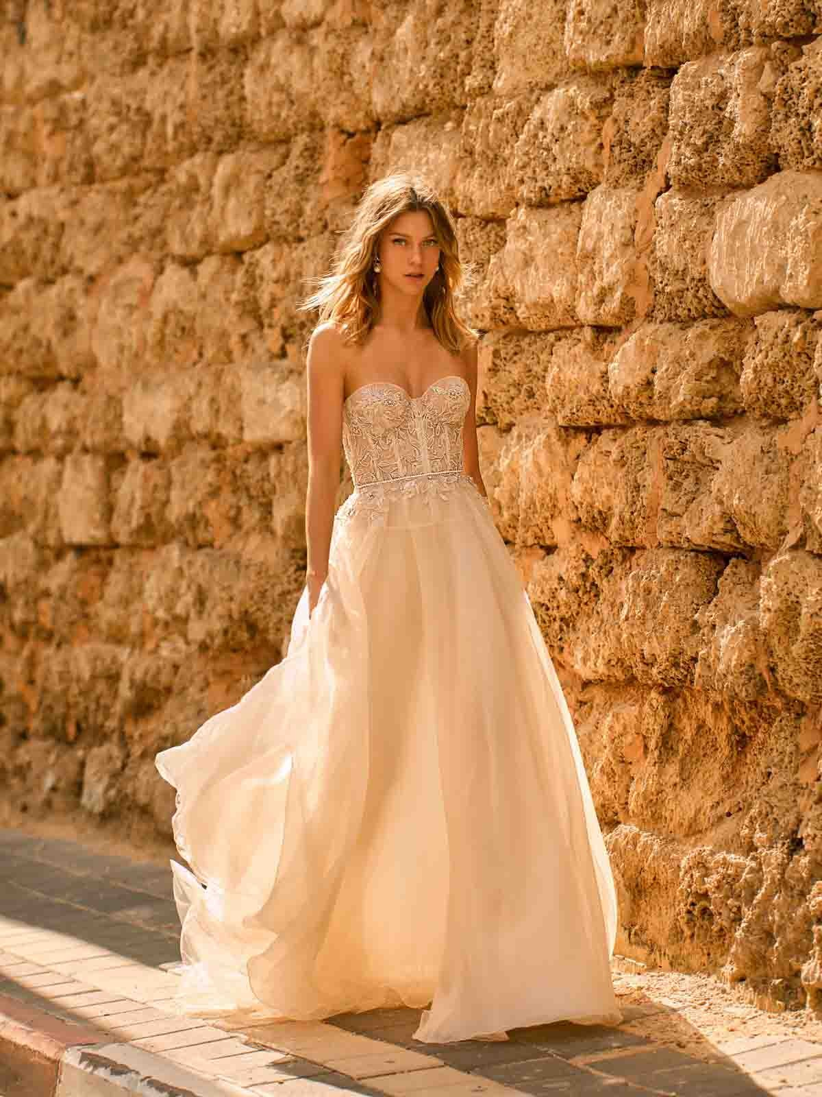 ESMERALDA Inspired By Muse 2020 TLV From Berta Bridal
