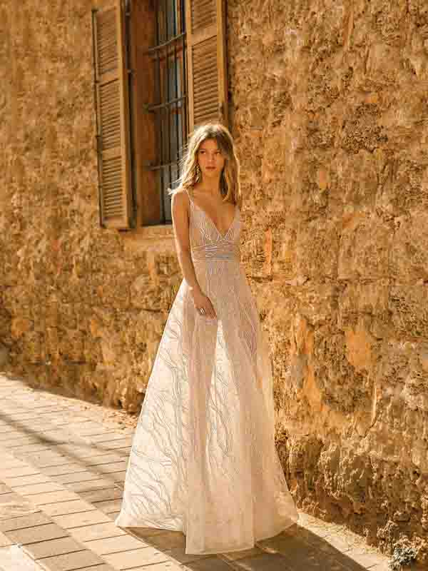 ERICA Inspired By Muse 2020 TLV From Berta Bridal