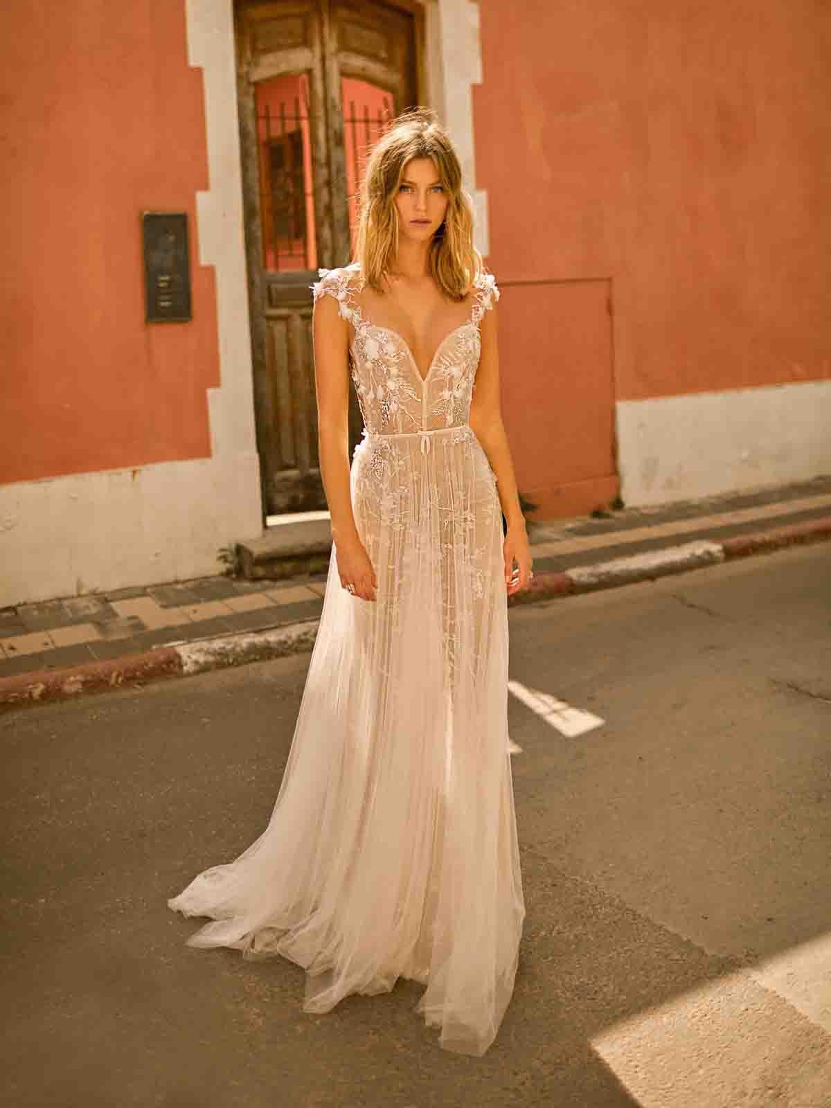 EMILIA Inspired By Muse 2020 TLV From Berta Bridal