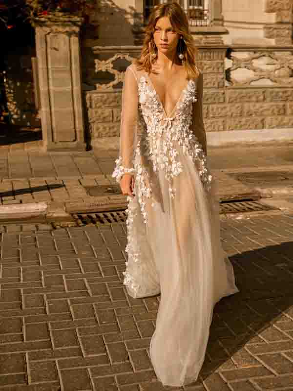 ELSA Inspired By Muse 2020 TLV From Berta Bridal