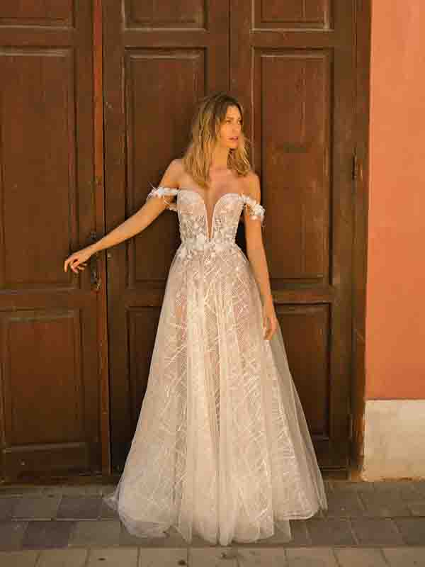 ELOISE Inspired By Muse 2020 TLV From Berta Bridal