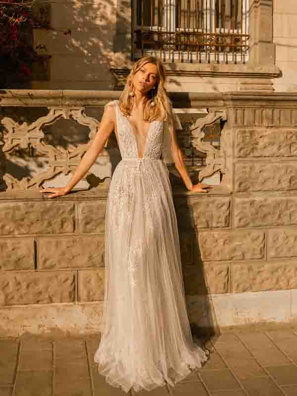 ELEANOR Inspired By Muse 2020 TLV From Berta Bridal
