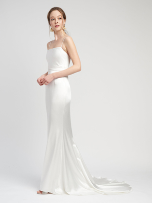 Léonie Gown Inspirated By Lover of Mine of Alexandra Grecco 2020 Wedding Collection