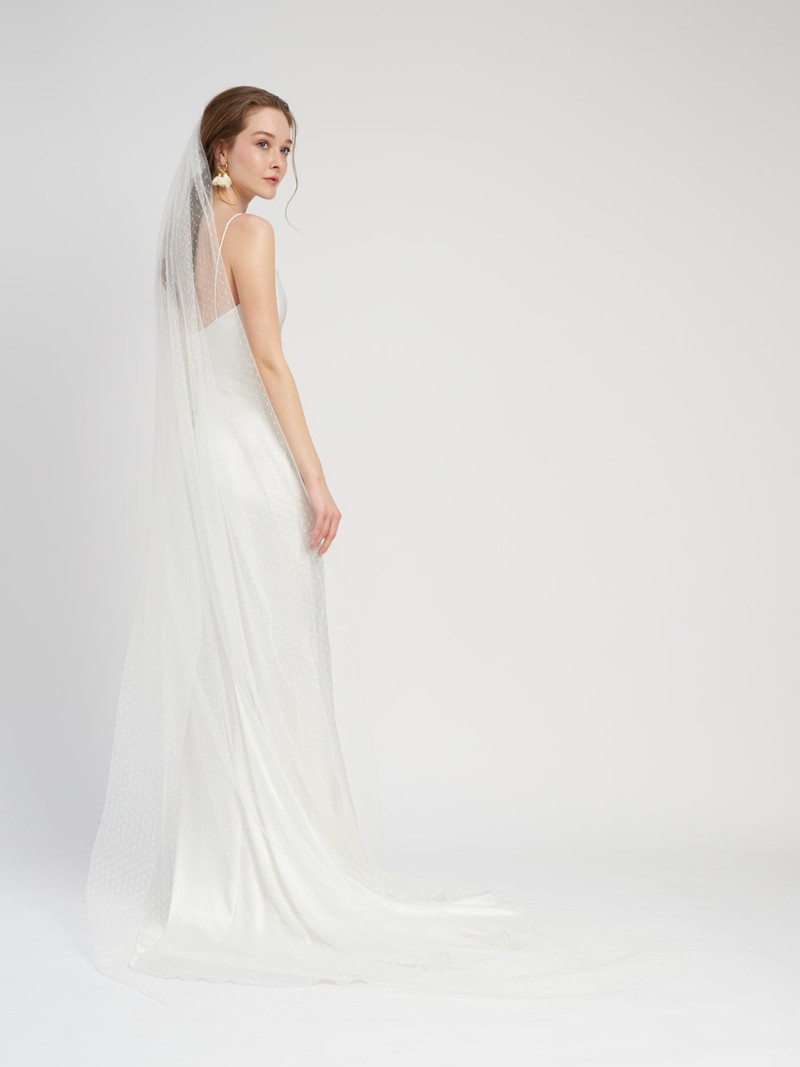 Félix Gown Inspirated By Lover of Mine of Alexandra Grecco 2020 Wedding Collection