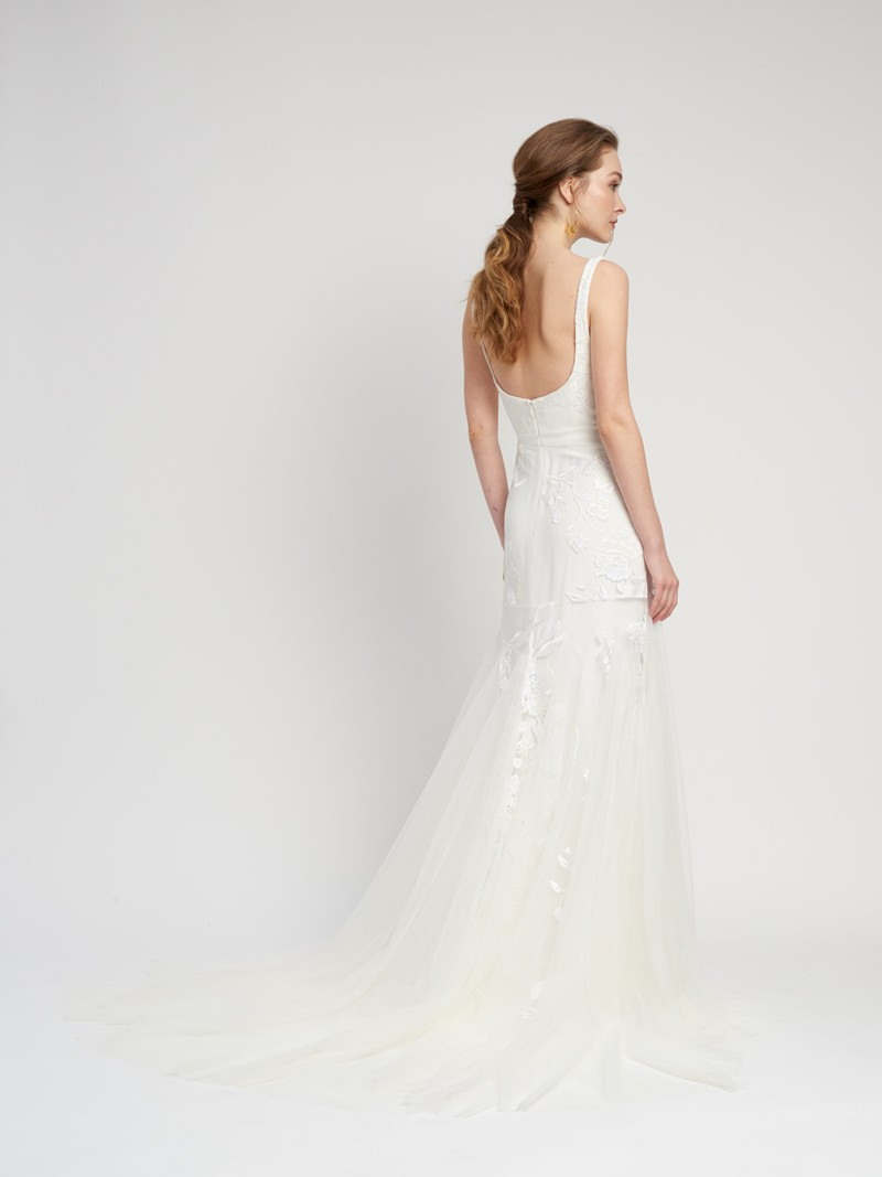 Marcelle Gown Inspirated By Lover of Mine of Alexandra Grecco 2020 Wedding Collection