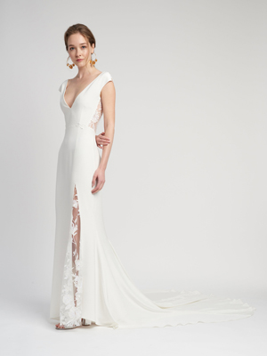 Romy Gown Inspirated By Lover of Mine of Alexandra Grecco 2020 Wedding Collection