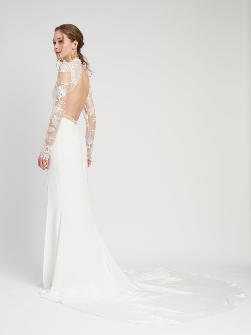 Germaine Gown Inspirated By Lover of Mine of Alexandra Grecco 2020 Wedding Collection
