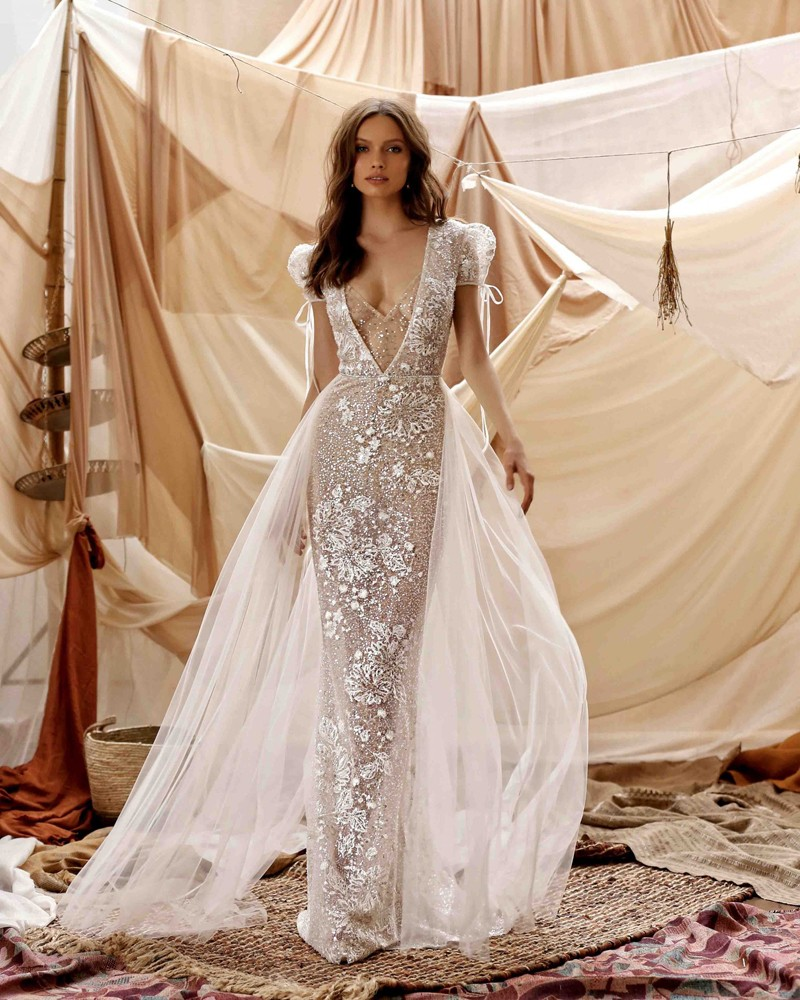 21-Grmaine Bridal Dress Inspirated By Berta Muse2021 Desert Collection