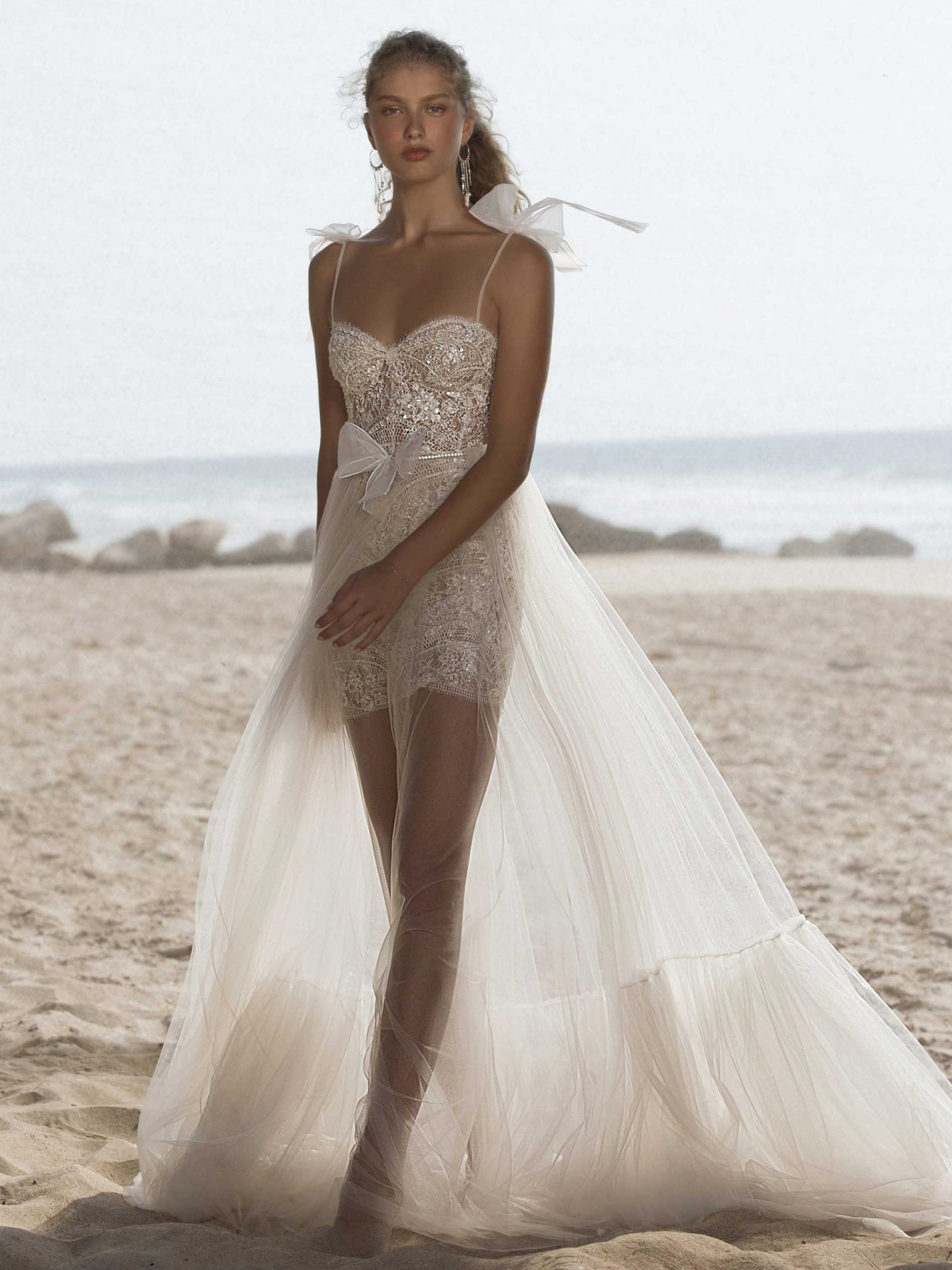 21-HAYDEN Bridal Dress Inspirated By Berta Muse 2021 Vista Mare Collection