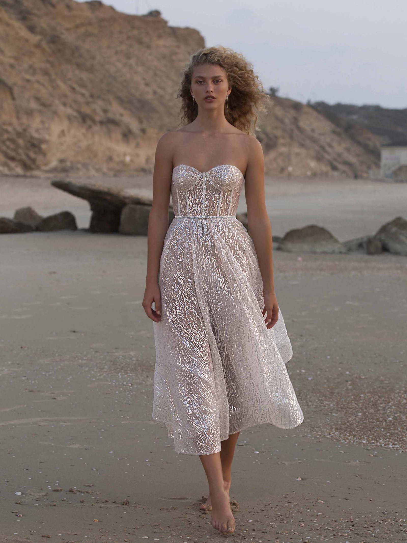 21-HARMONY Bridal Dress Inspirated By Berta Muse 2021 Vista Mare Collection