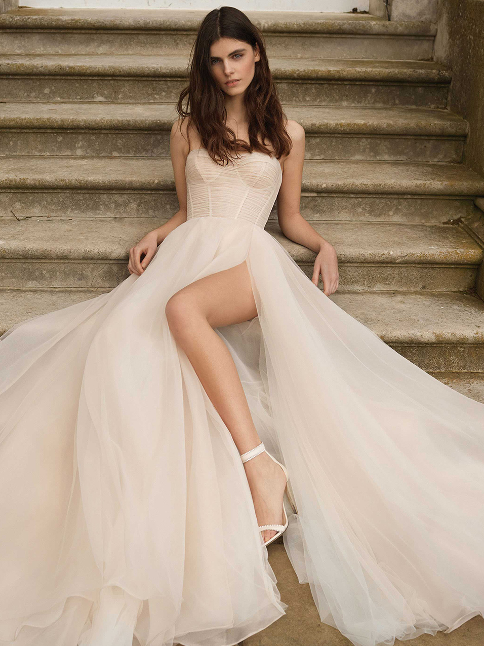 G-501 Inspirated By Collection No. X Gala by Galia Lahav Bridal Couture 2021