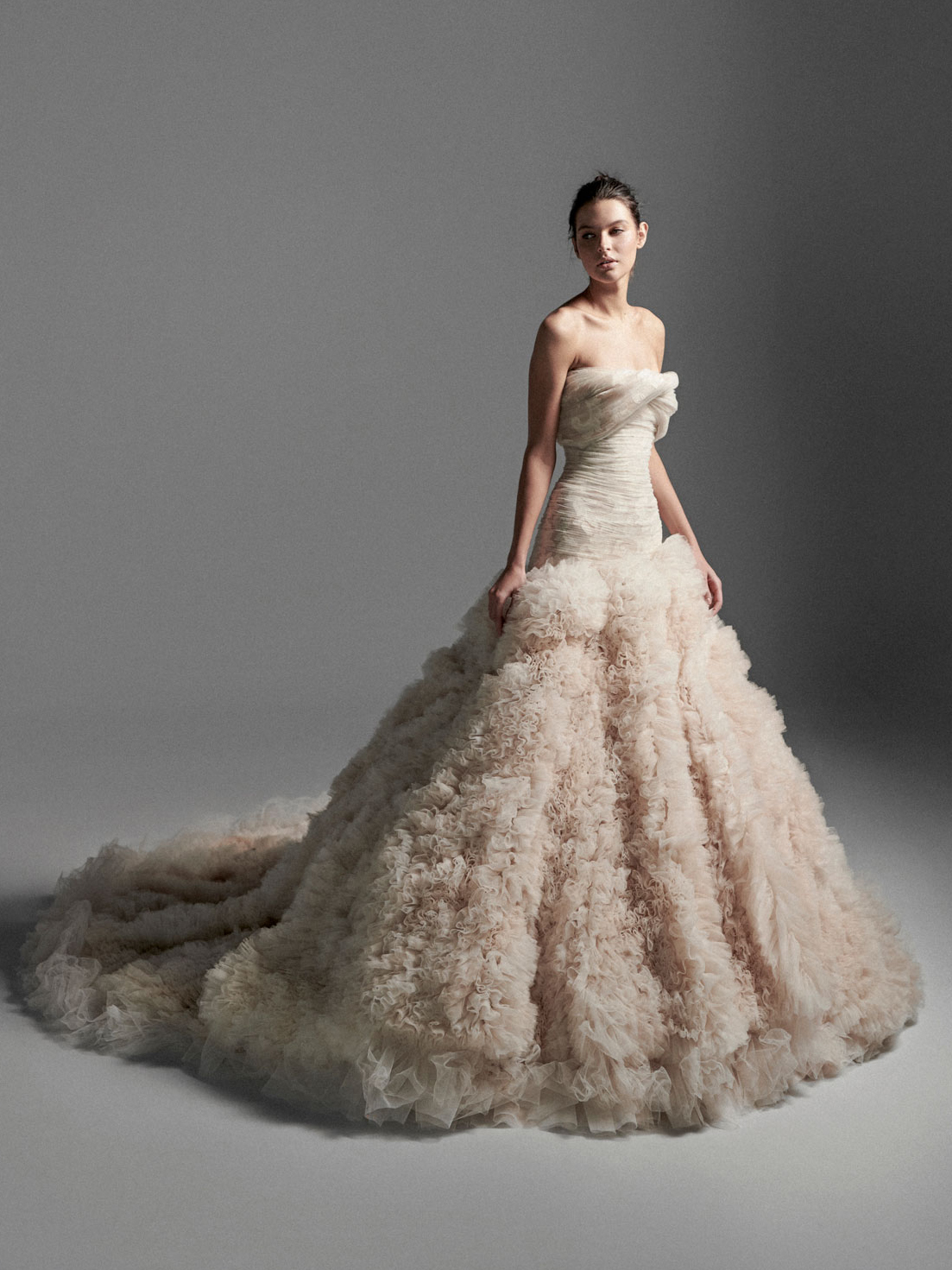 Look09 Inspirated By VI Krikor Jabotian Bridal Couture
