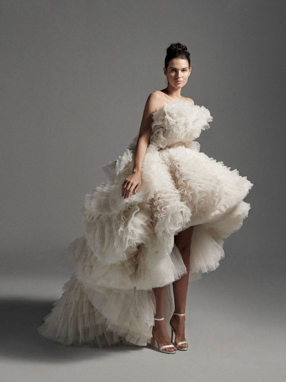 Look06 Inspirated By VI Krikor Jabotian Bridal Couture