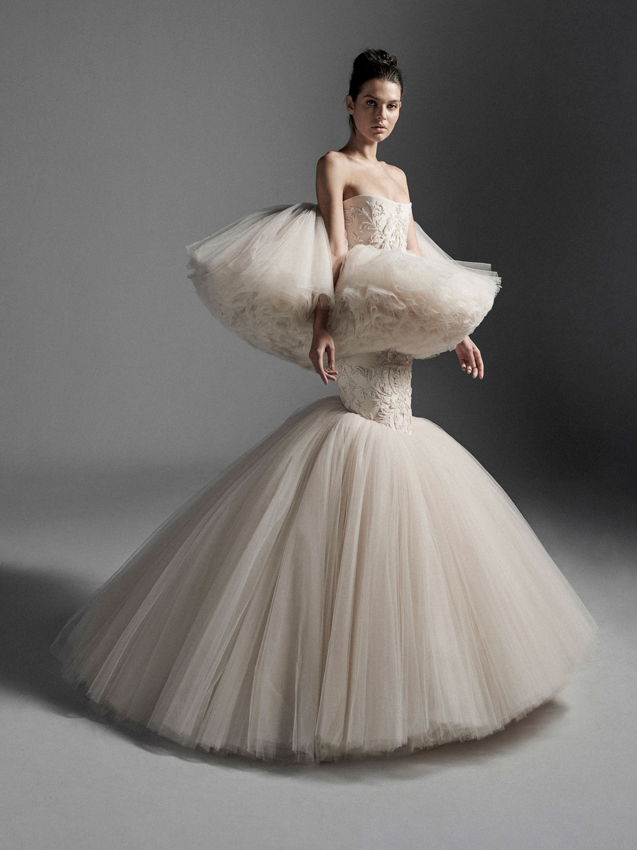 Look03 Inspirated By VI Krikor Jabotian Bridal Couture