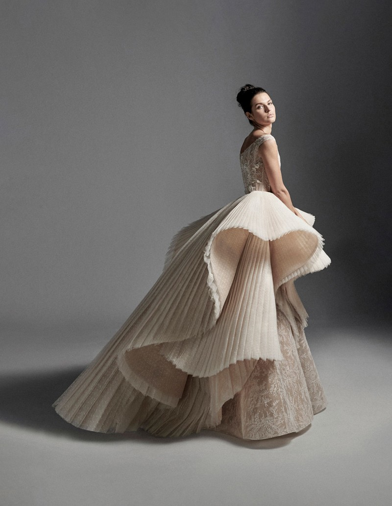 Look02 Inspirated By VI Krikor Jabotian Bridal Couture