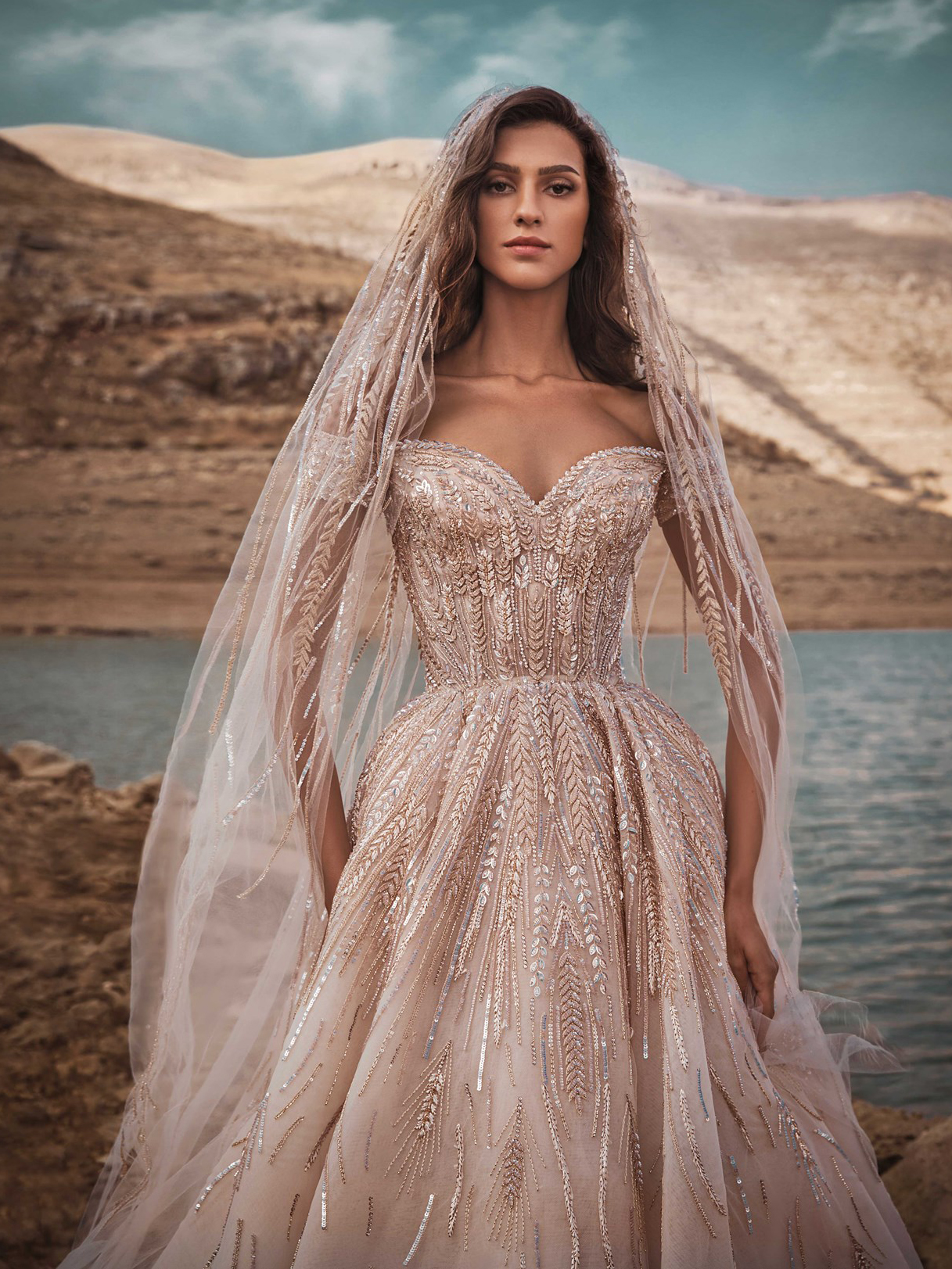 Bridal 5 Inspirated By Zuhair Murad Bridal Fall 2021