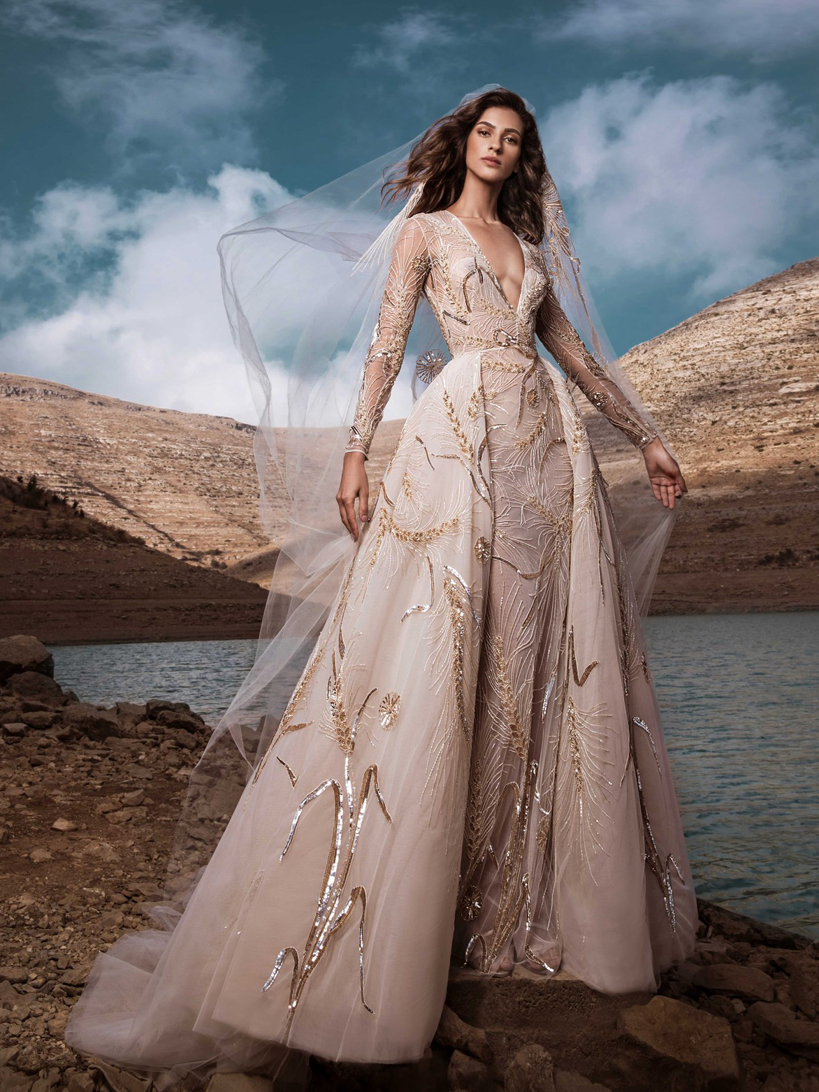 Bridal 1 Inspirated By Zuhair Murad Bridal Fall 2021