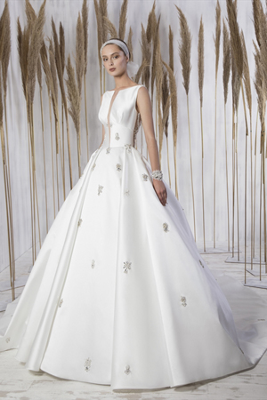 Lulie Inspirated By La Mariée Fall 2021