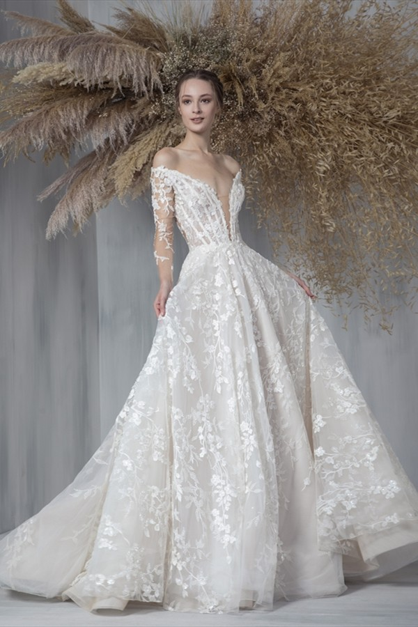 Elodie Inspirated By Bridal 2021 TW Couture
