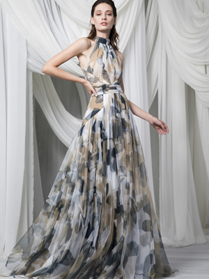 Look 18 Inspirated By Ready-To-Wear Sping Summer  2021 TW Couture