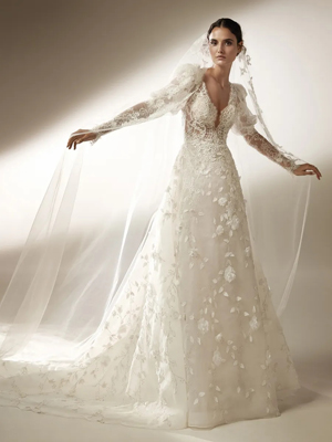 Nolan Inspirated By Atelier Haute Couture Wedding Dresses