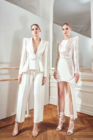 Look 09 Inspirated By Zuhair Murad Ready-to-wear Pre Fall 2021