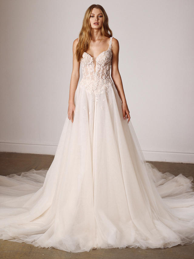 Brooks Inspired By Galia Lahav Bridal Couture Collection Do Not Disturb